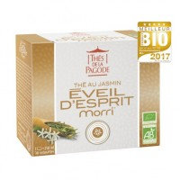Thé Eveil d'esprit Morri - 30 infusettes