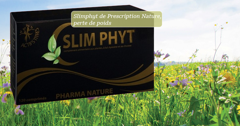 Slymphyt de prescription Nature