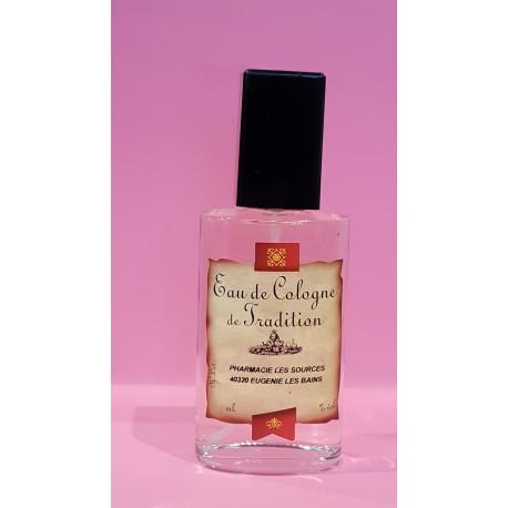 Eau de cologne naturelle - 125 ml spray