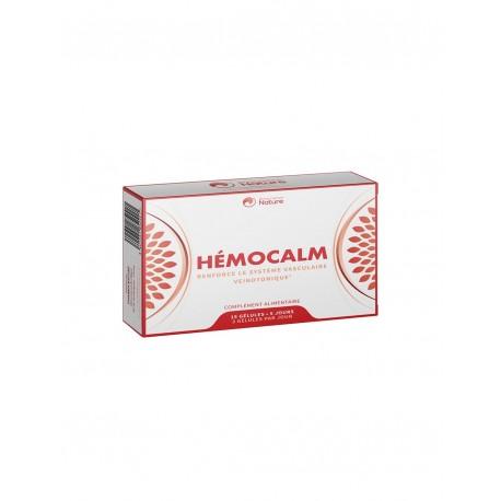 Hémocalm - 15 gélules - Prescription Nature