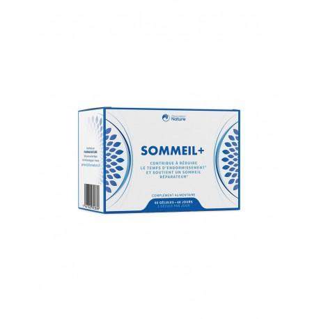 Sommeil+ - 120 gélules - prescription nature